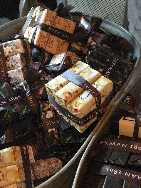 Beekman 1802 Beekman 1802 soap wrapped bundles of 3