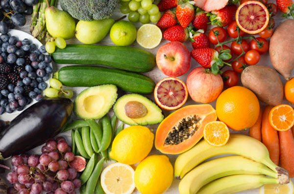 healthy foods to avoid antioxidant super foods colorful fruits and veggies