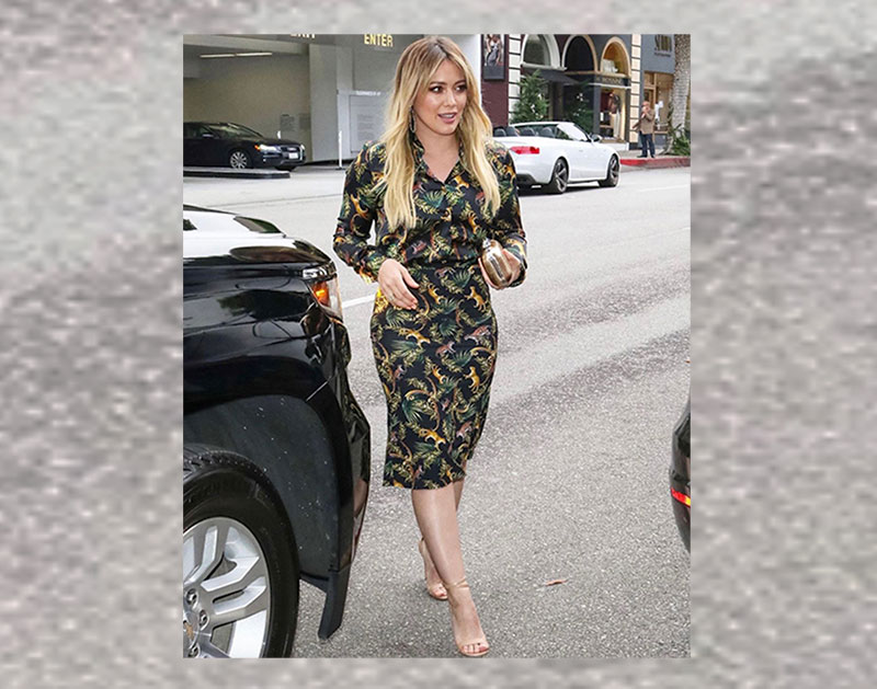 hilary jungle print look fountainof30