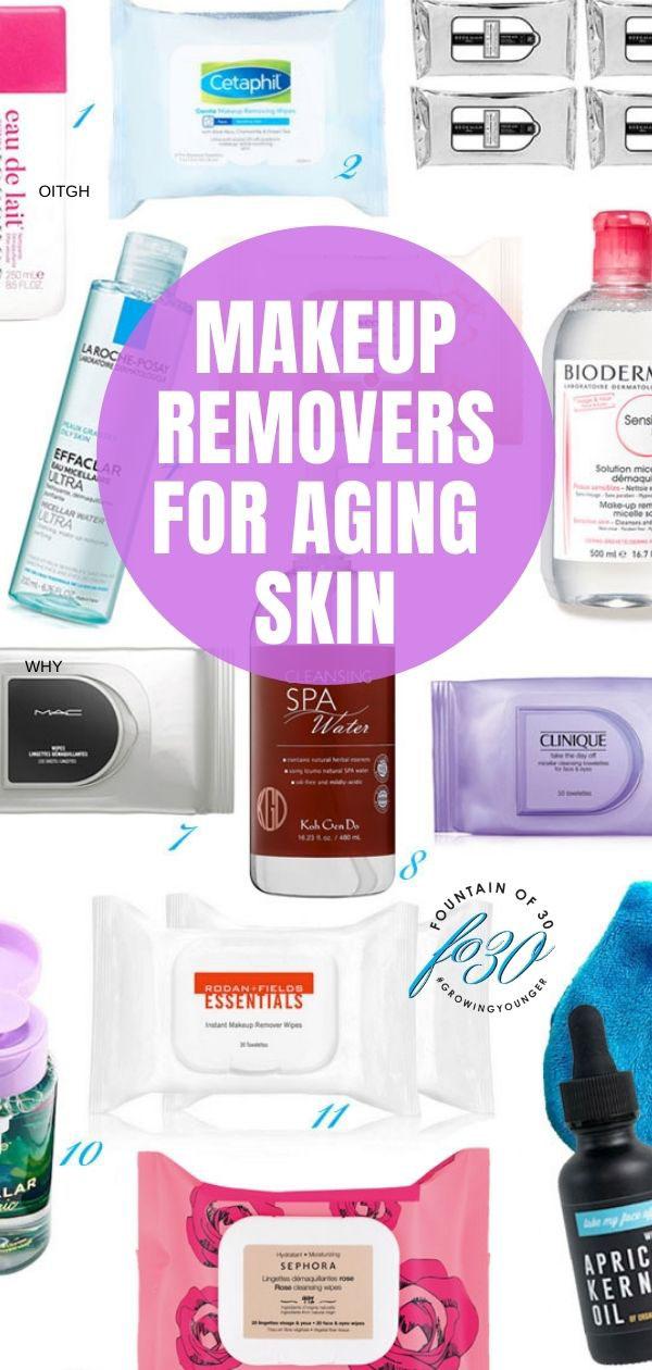 best makeup removers fountainof30