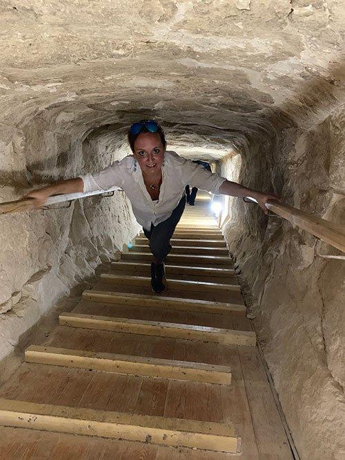 Inside The Bent Pyramid Jacqueline Zenn fountainof30