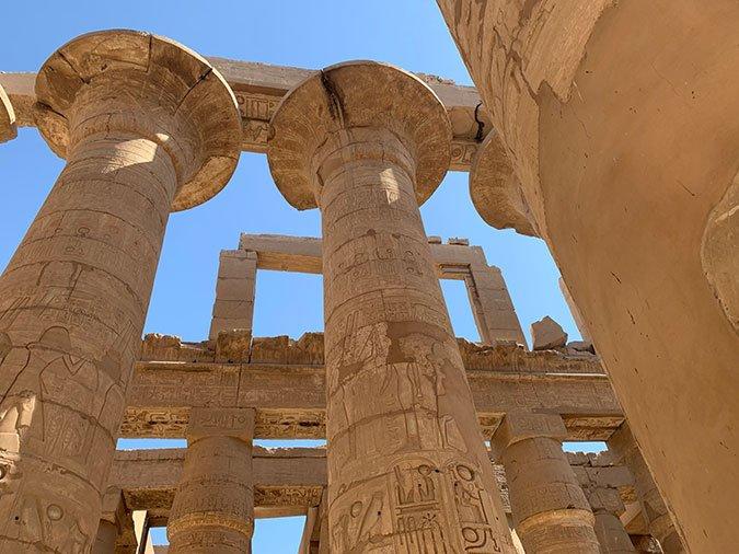Karnak Temple Egypt fountainof30