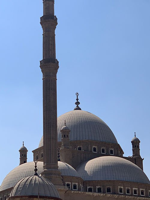 Cairo Egypt Mosque Of Muhammed Ali fountainof30