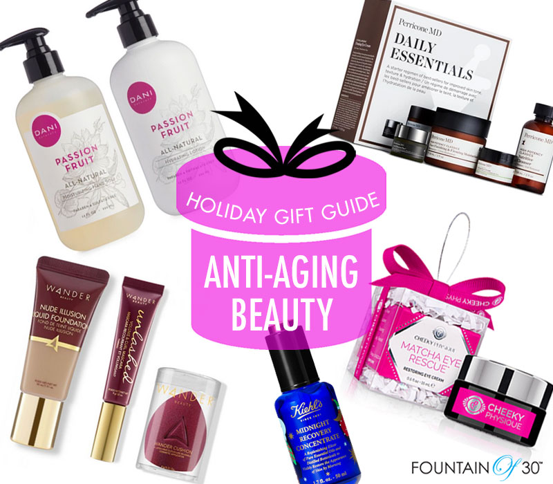 anti aging beauty gifts 2019 fountainof30