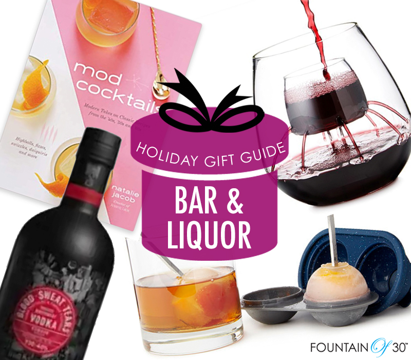 bar and liquor gift ideas fountainof30