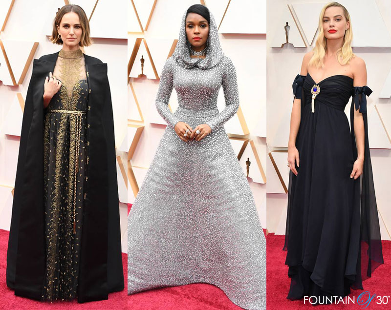 Oscars 2020 Best And Worst Dressed fountainof30