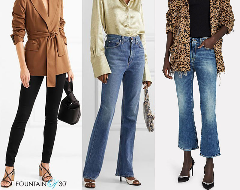 best jean styles for women over 40 fountainof30
