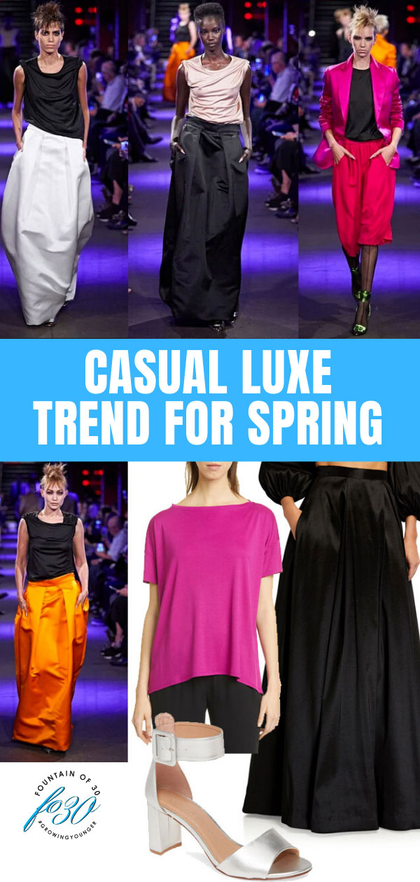casual luxe trend fountainof30