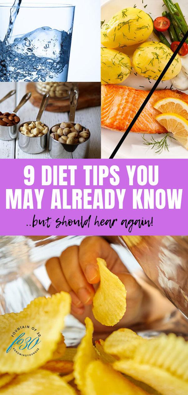 diet tips fountainof30