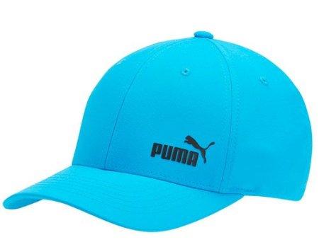 look your best Puma Force Flexfit Cap blue