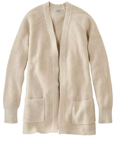 Stay-At-Home Wardrobe Donegal Sweater Cardigan fountainof30