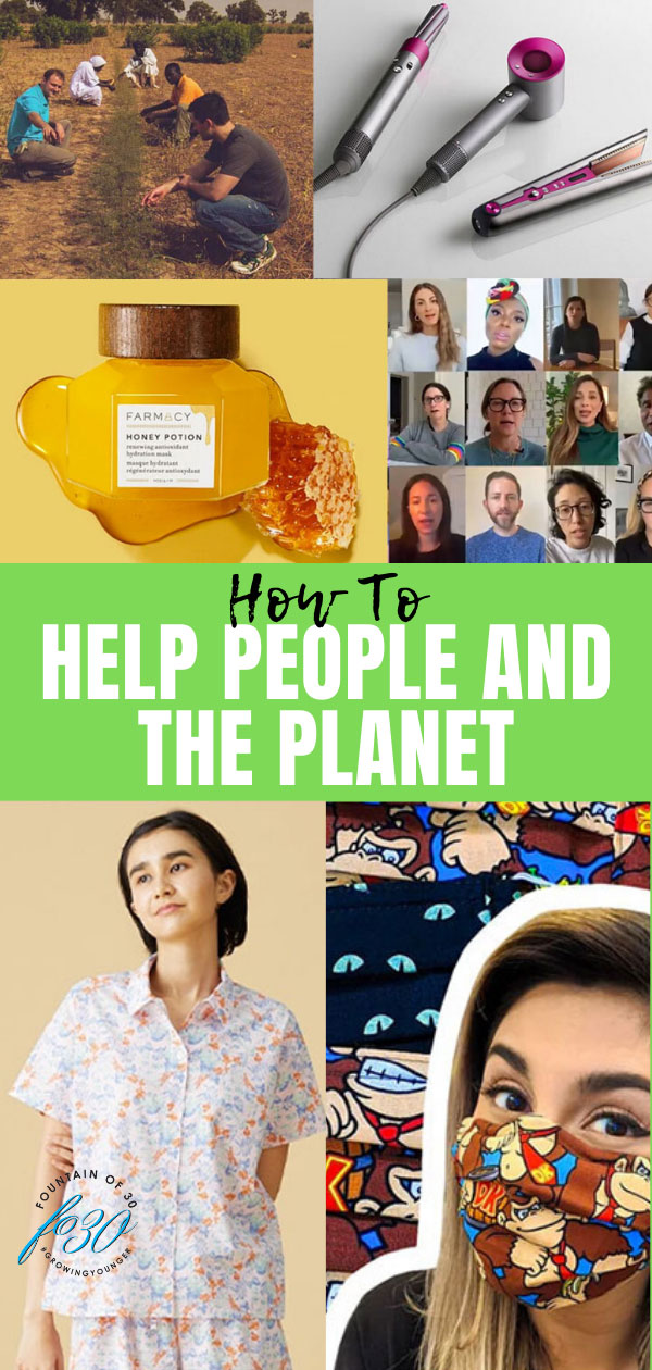 help people and the planet fountainof30