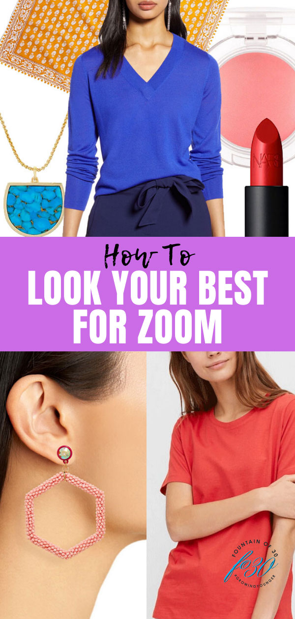 look your best for zoom fountainof30