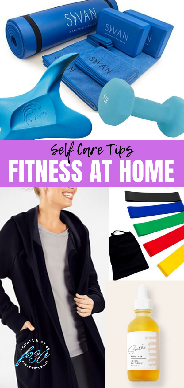 self care fitness at home fountainof30