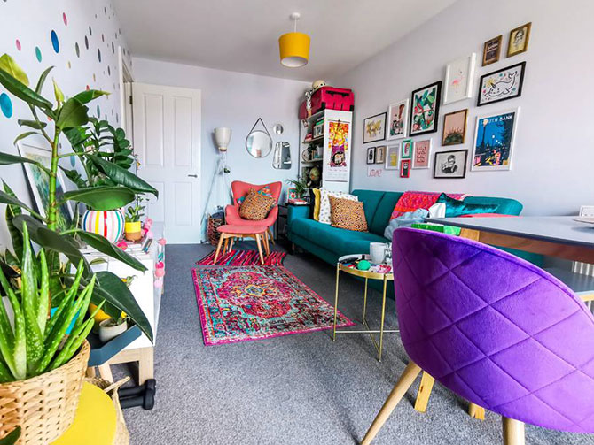 Living Rooms From Around The World