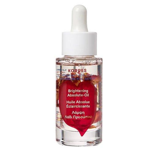 korres rose beauty oil for face fountainod30