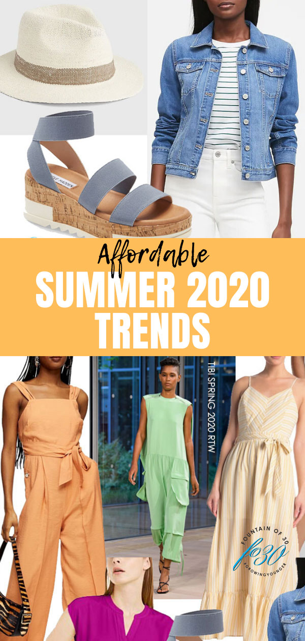affordable summer trends 2020 fountainof30