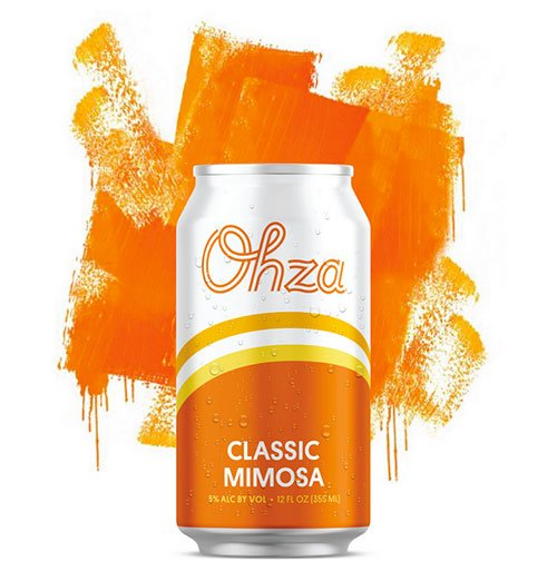 Ohza Classic Mimosa 12-Pack