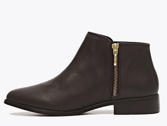 sustainable fashion Nisolo Lana Ankle Boot fountainof30