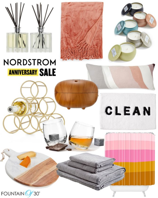 norstrom home selections on sale fountainof30