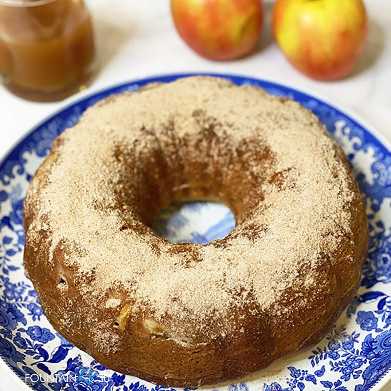 apple cider cake recipe fountainof30
