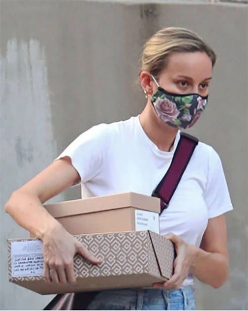 Mask With Style roses brie larson fountainof30