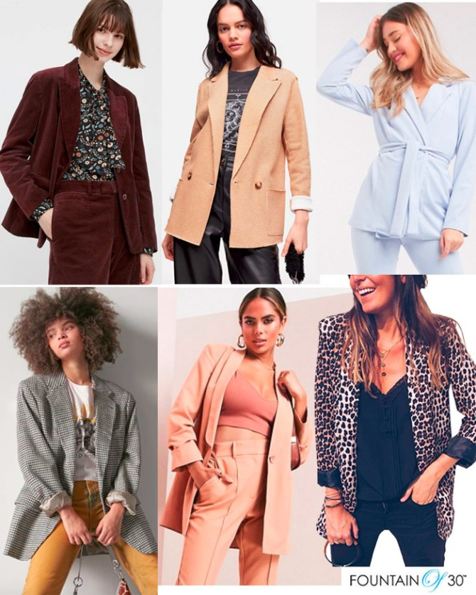 fall blazers for under 75 fountainof30