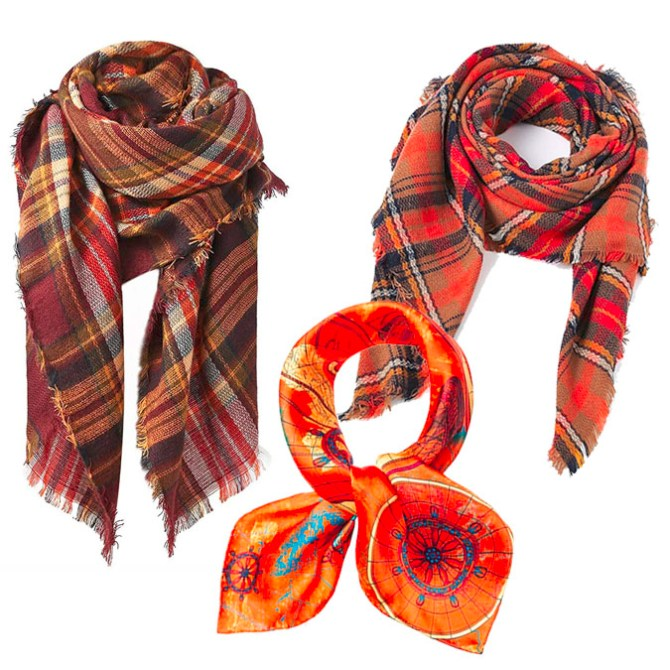 Transition Outfits summer to fall scarves fountainof30