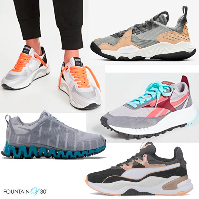 sneaker trends 2020 platform futuristic fountainof30