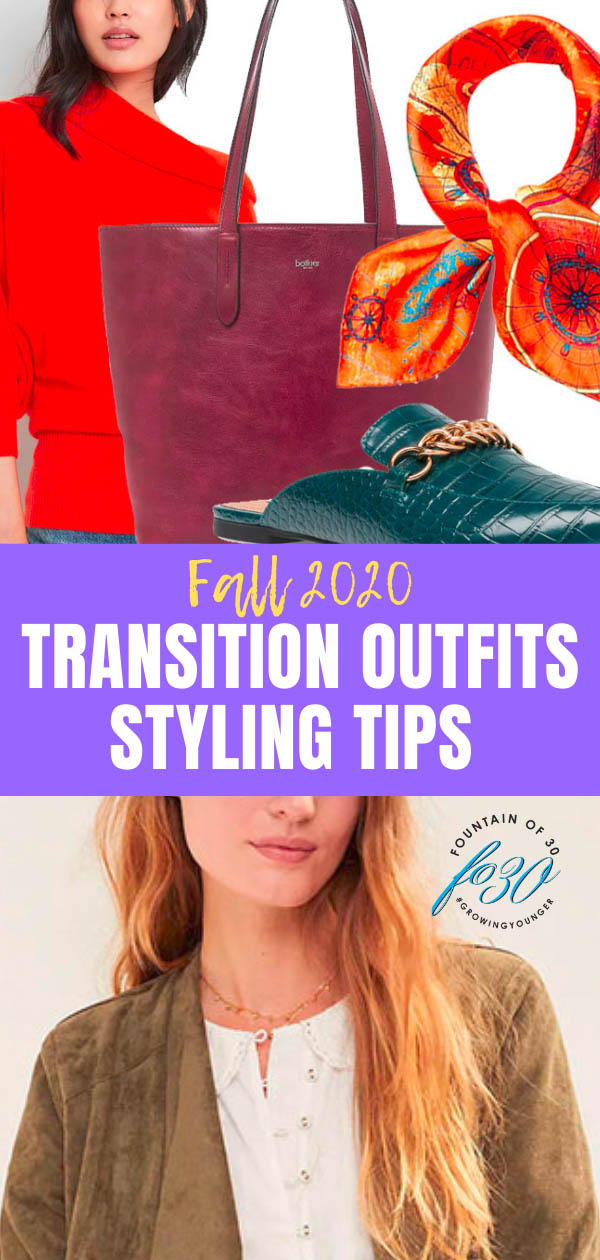 fall 2020 transition outfits fountainof30