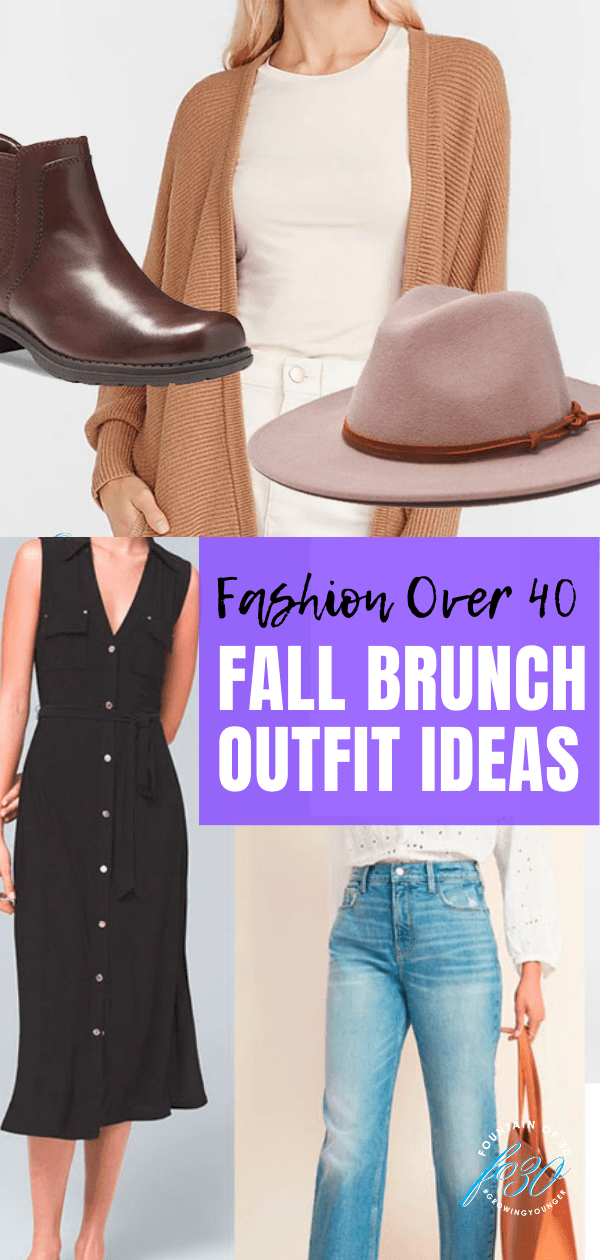 fall brunch outfit ideas fountainof30