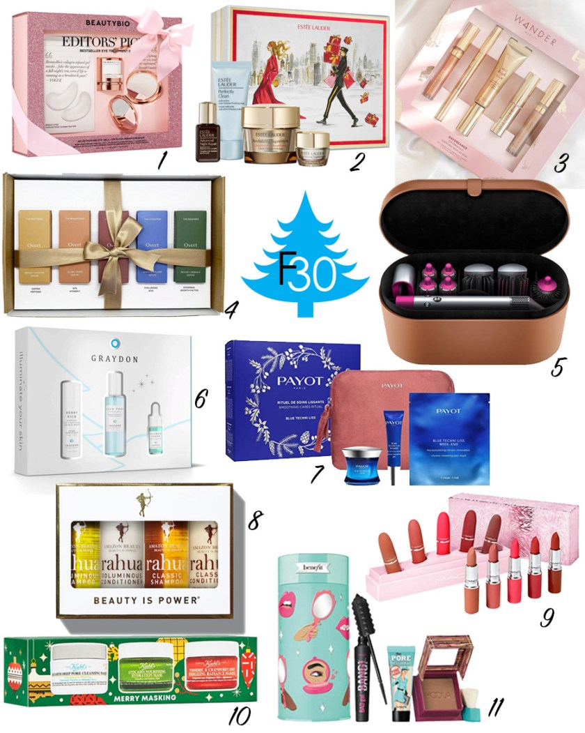 holiday 2020 beauty gift sets