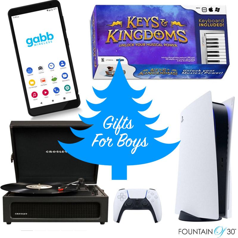 best gifts for boys tween fountainof30