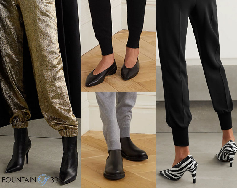 shoes to wear with joggers fountainof30