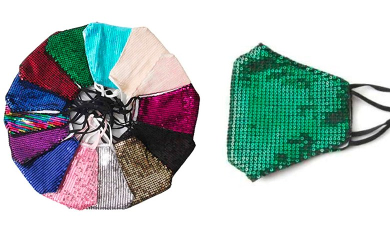 fall to winter holiday masks sequin fountainof30
