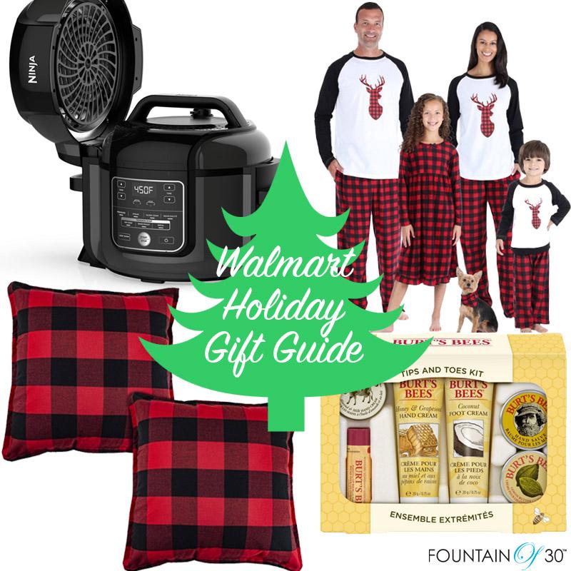 walmart holiday gift ideas fountainof30