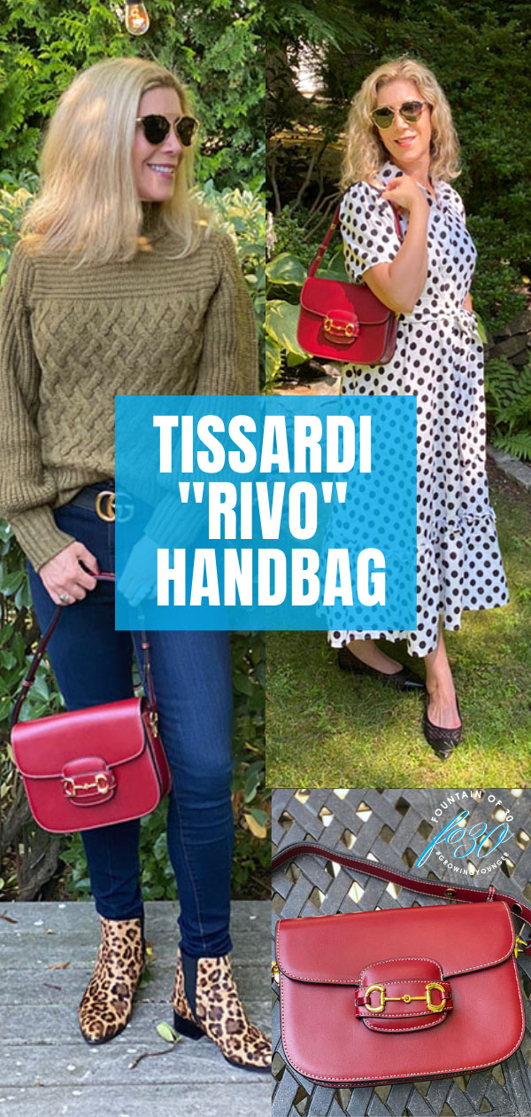 how to style the tissardi rivo handbag fountainof30