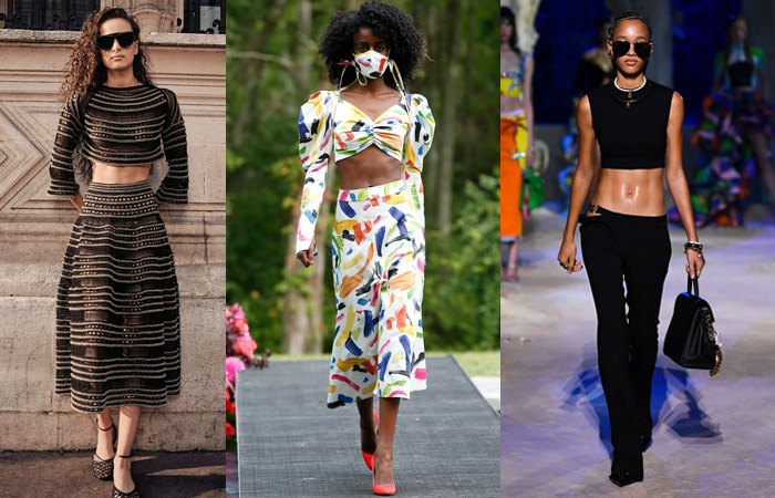worst spring 2021 fashion trends midriff fountainof30