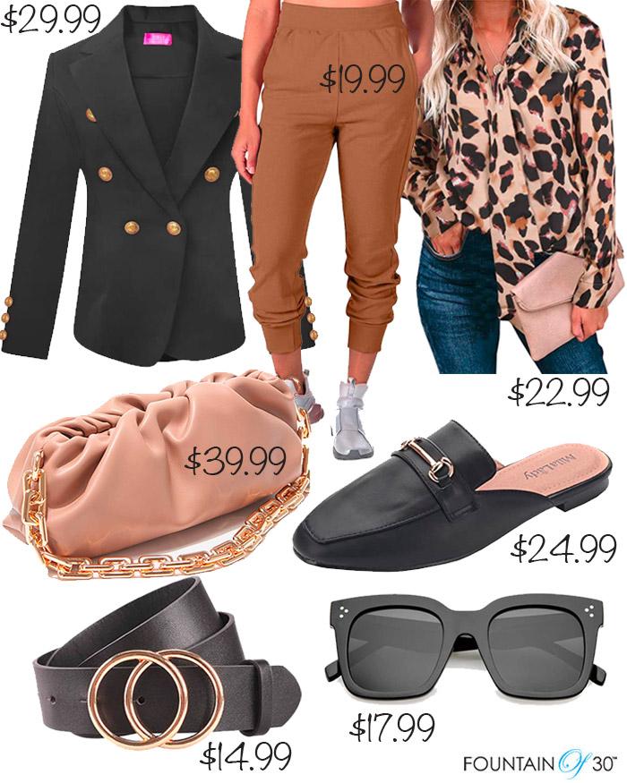 amazon fashion wardrobe for less fountainof30