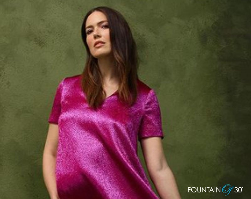 mandy moore pregnancy style dresses fountainof30