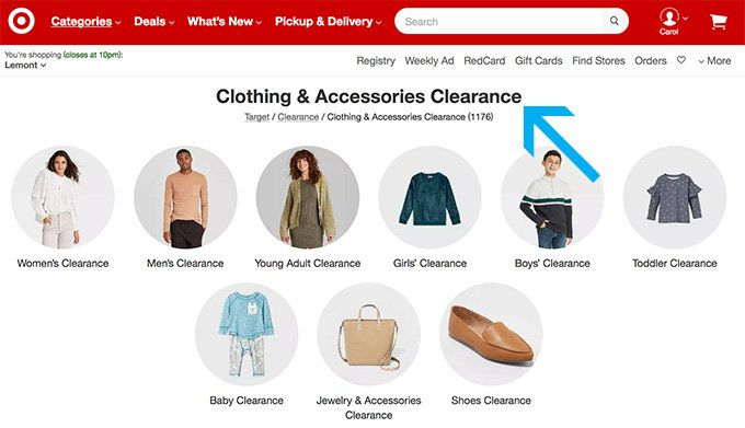 How to Save Money on Fashion Target