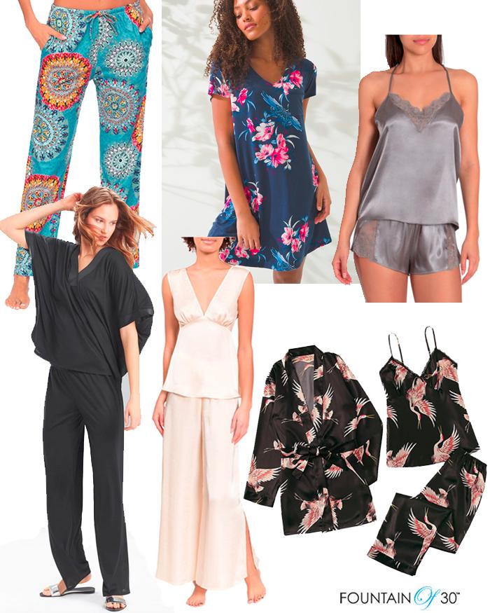 pajama trends for spring 2021 fountainof30