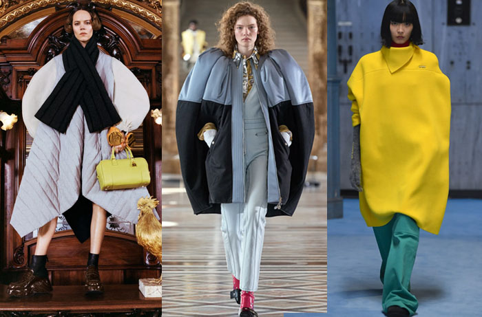 worst fall 2021 fashion trends blanket coats fountainof30