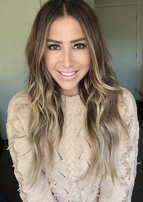 Tara Dowburd anti-aging makeup tips