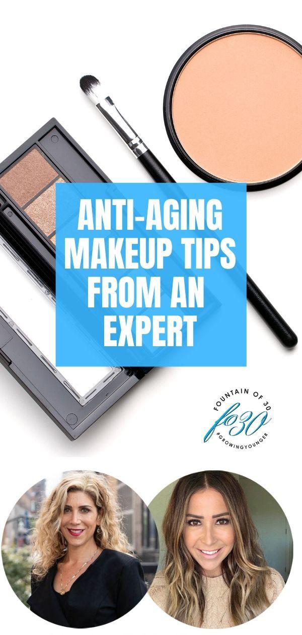 anti-aging makeup tips fountainof30