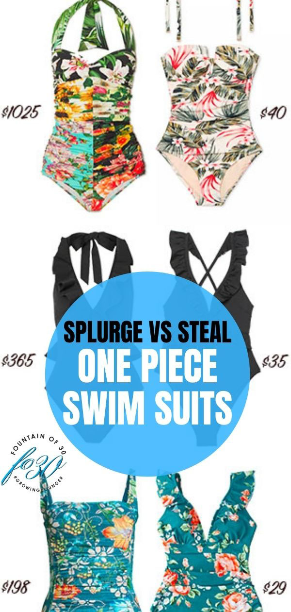 one piece swimsuits for less fountainof30