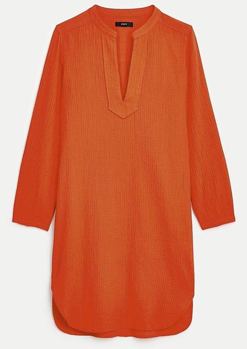 summer fashion orange tunic fountainof30