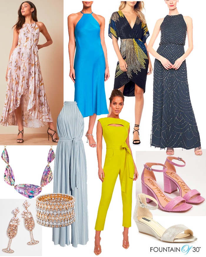 wedding guest dresses jumpsuits fountainof30