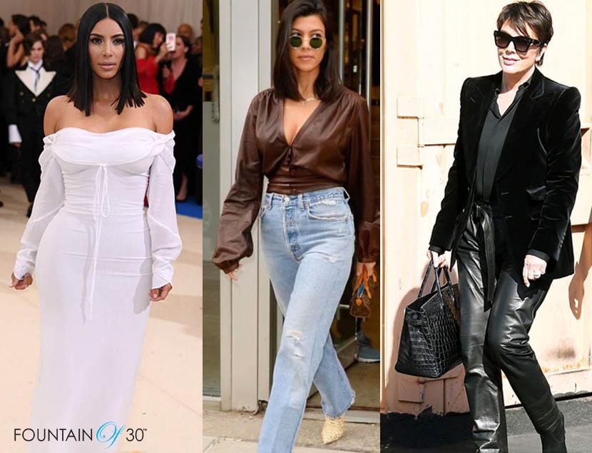 kardashions influenced fashion fountainof30