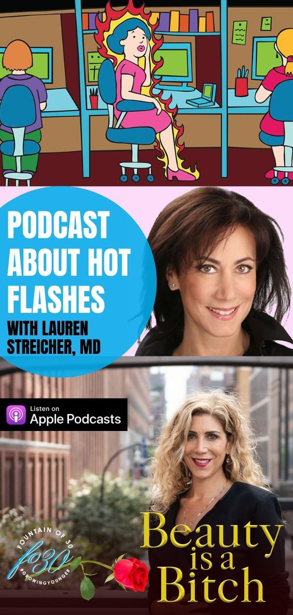 hot flashes podcast fountainof30